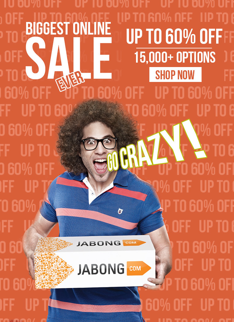 Jabong discount coupons july 2019