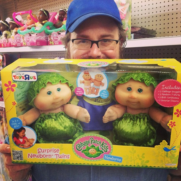 Cabbage Patch Twins Toys R Us