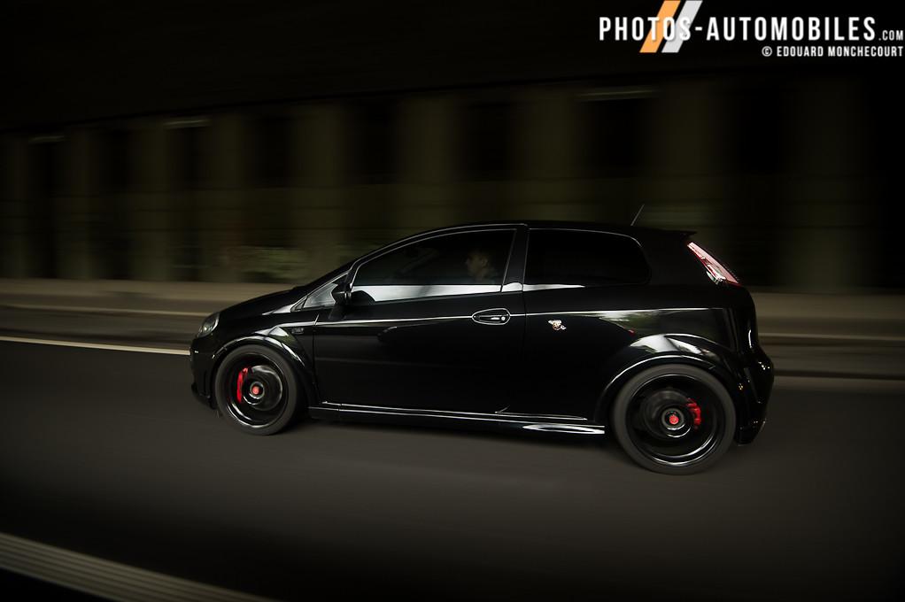 Fiat Punto Evo Abarth Scorpione Www Photos Automobiles