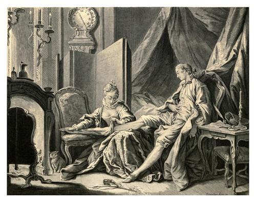 015- la cortesana amorosa-Tales and Novels in verse- Vol 2-1896- Ilust. Charles Eisen
