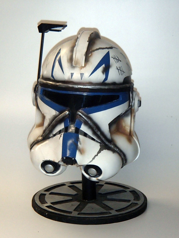 Captain Rex Weathered Angle 1