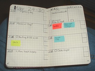 may 2015 bujo new layout new week