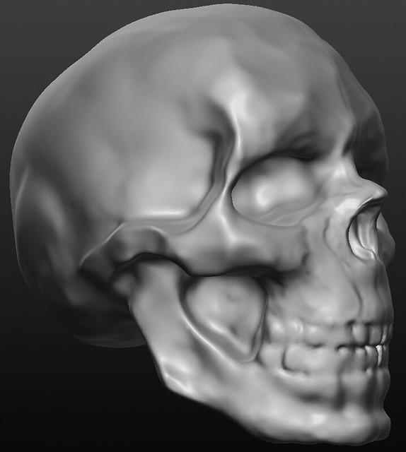 Skull 3