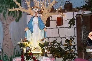 Noicattaro. Madonnina di Maggio front