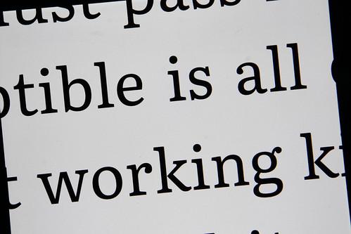 Literata on Google Nexus 7