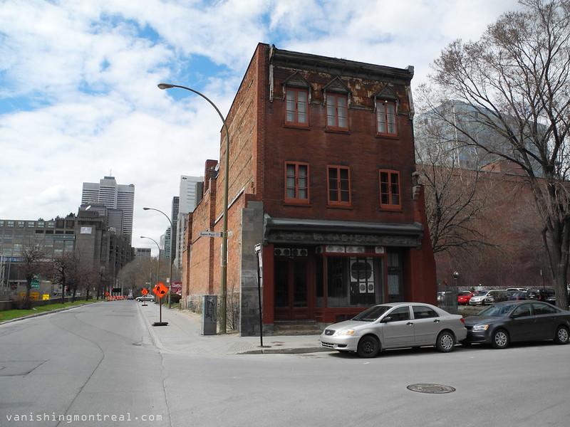 Old building St Paul 1
