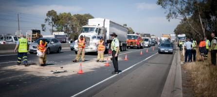 Emergency Road Closures
