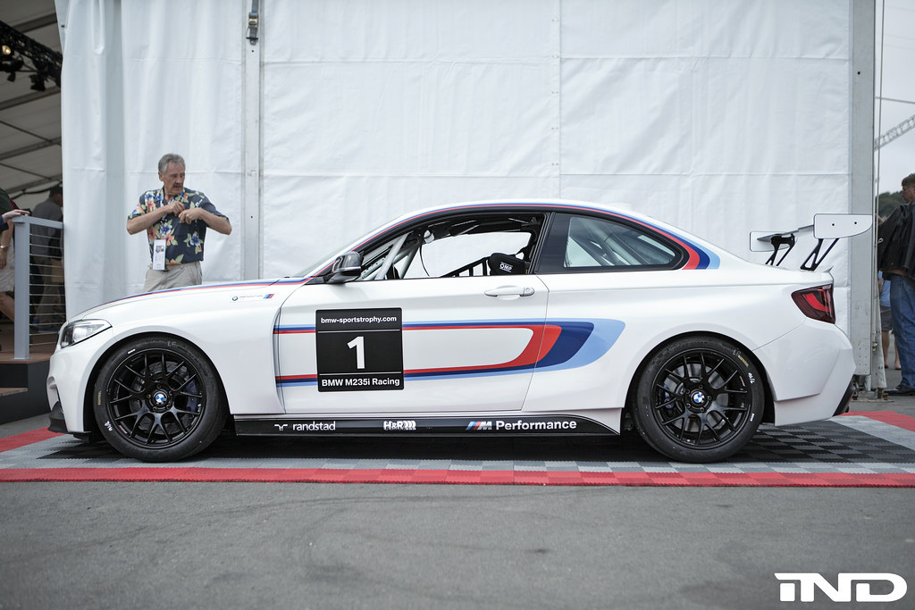 Ind Bmw Motorsports M235i Racing Wing