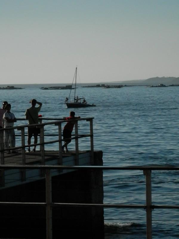 Oteando barcos