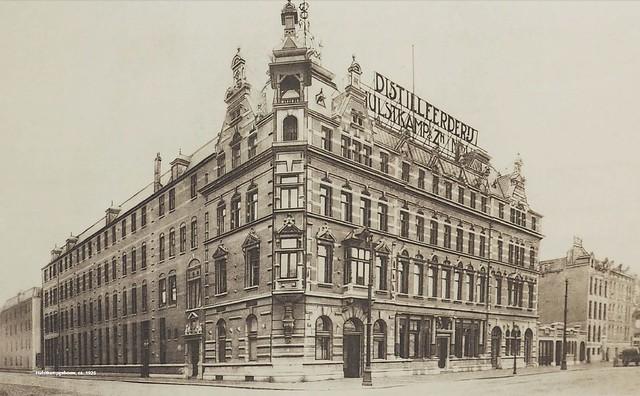 Hulstkampgebouw 1925