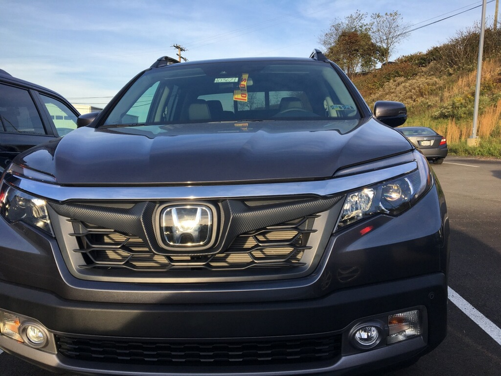 New RTL-E owner - Honda Ridgeline Owners Club Forums