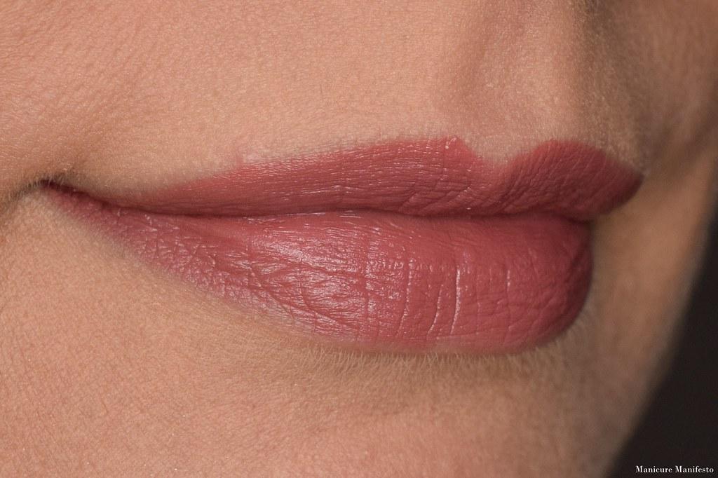 Howl Cosmetics Roam lipstick swatch