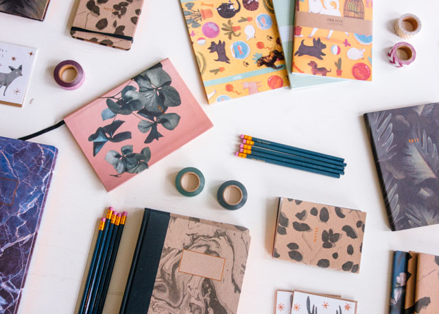 stationery from ohh deer