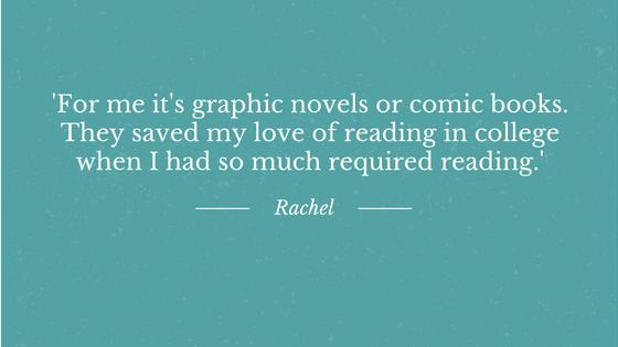Reading Slumps Rachel