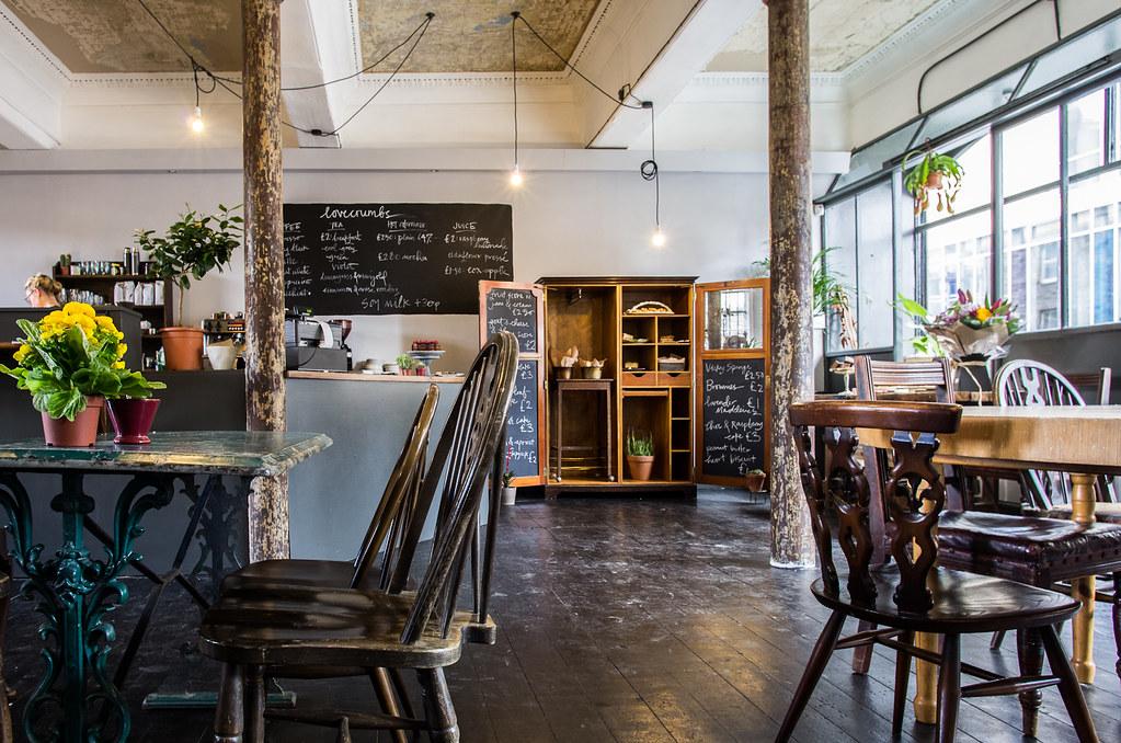 Brownies Coffee Shop Lubbock
