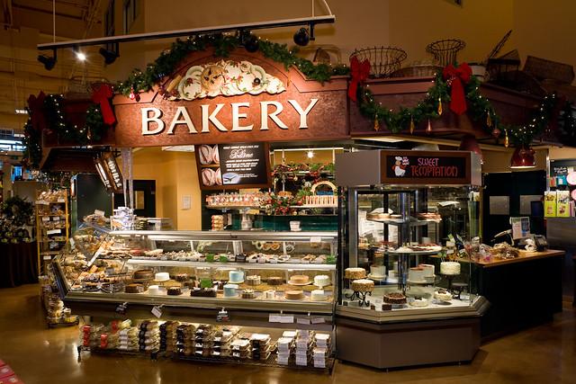 Interior Supermarket Design | Interior Area Signage ...