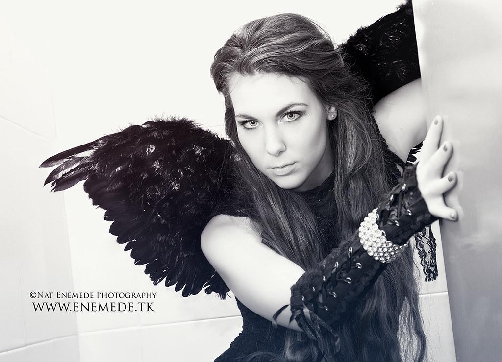 ... Ryd | Singer in the swedish band AMARANTHE. Photoshoot… | Flickr Photoshoot