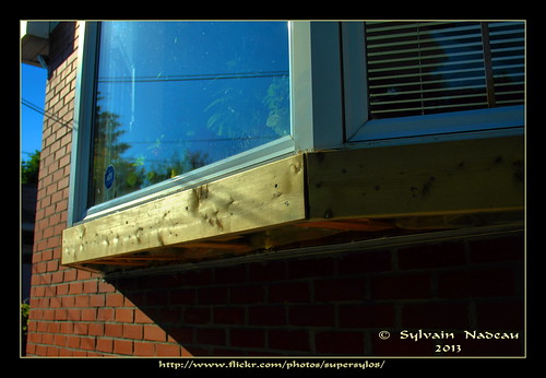 R Parations De La Fen Tre Panoramique Bay Window Repair Flickr