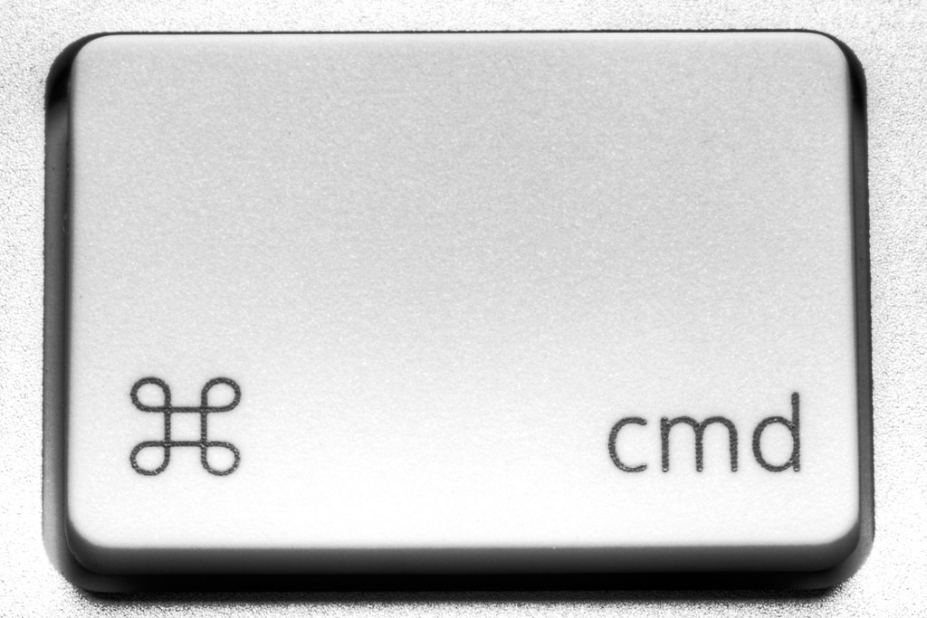 how to open cmd on mac