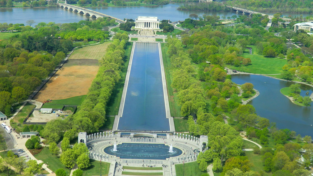 washington d c abraham lincoln memorial reflecting pool. Black Bedroom Furniture Sets. Home Design Ideas