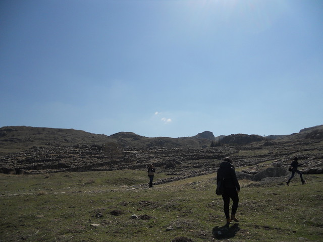 歷史巡禮-西台人的首都Hattuşa