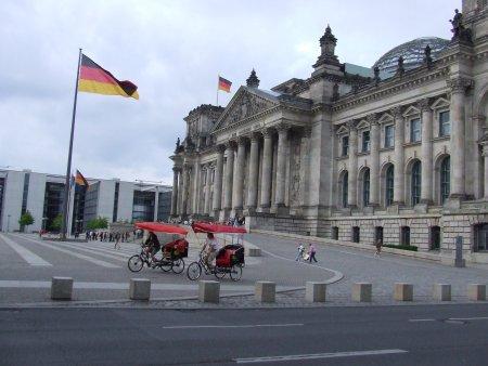 obiective turistice berlin Reichstag