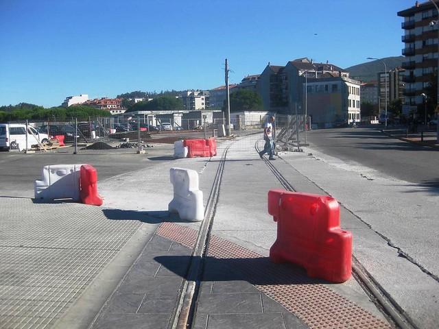 COMSA prolongará la red ferroviaria del Puerto de Vilagarcía (Pontevedra)