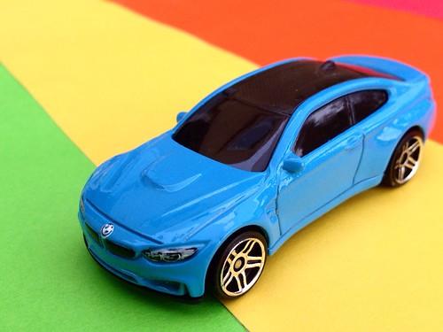 Hot Wheels - BMW M4