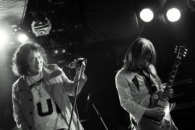 TONS OF SOBS live at Outbreak, Tokyo, 23 May 2015. 151