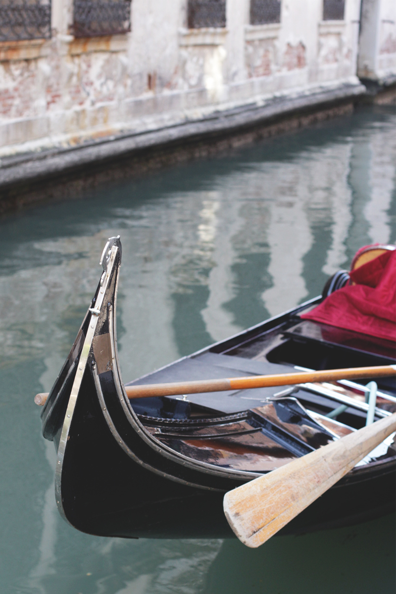 Gondolas in Venice, Bumpkin Betty