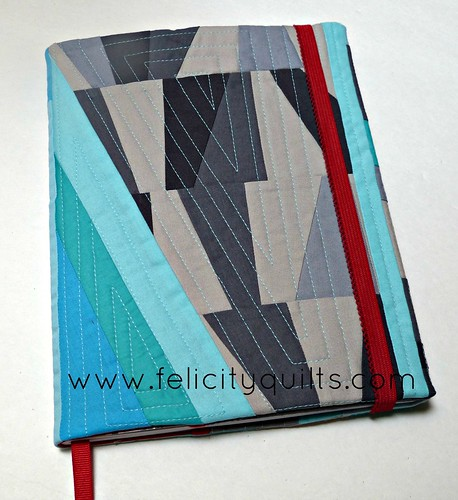 Notebook full front