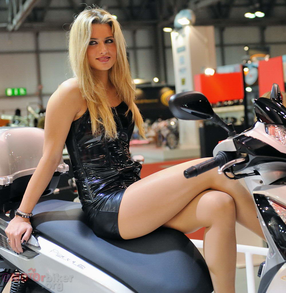 Rb Car Company >> Eicma-2010-Girl-1-42 | Mike Werner | MarzouQ Marzu | Flickr