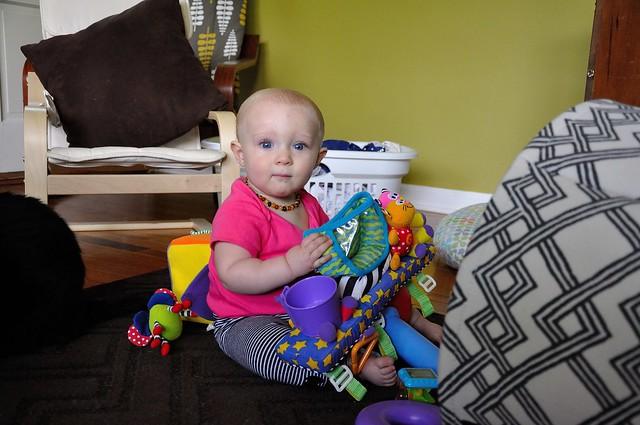 Kaitlan - 8 months