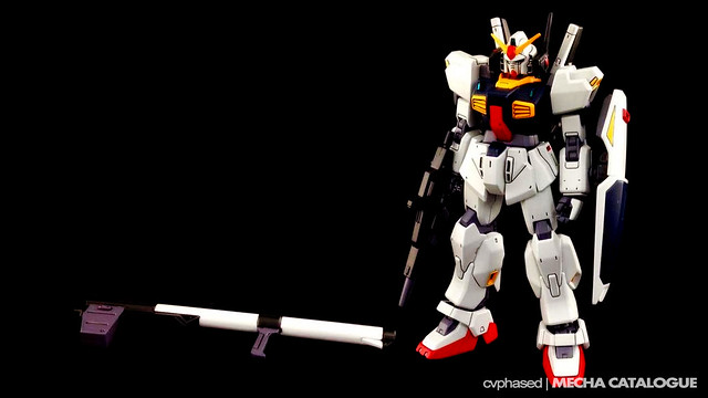 Next HG Revive - HGUC Gundam Mk-II