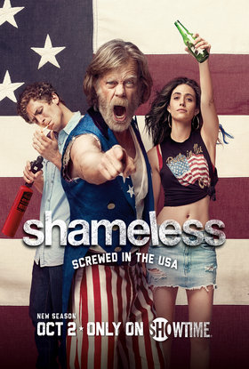 Begėdis (7 sezonas) / Shameless (Season 7) (2016)