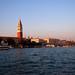 Venice - Afternoon Light on the Church of San Giorgio Maggiore