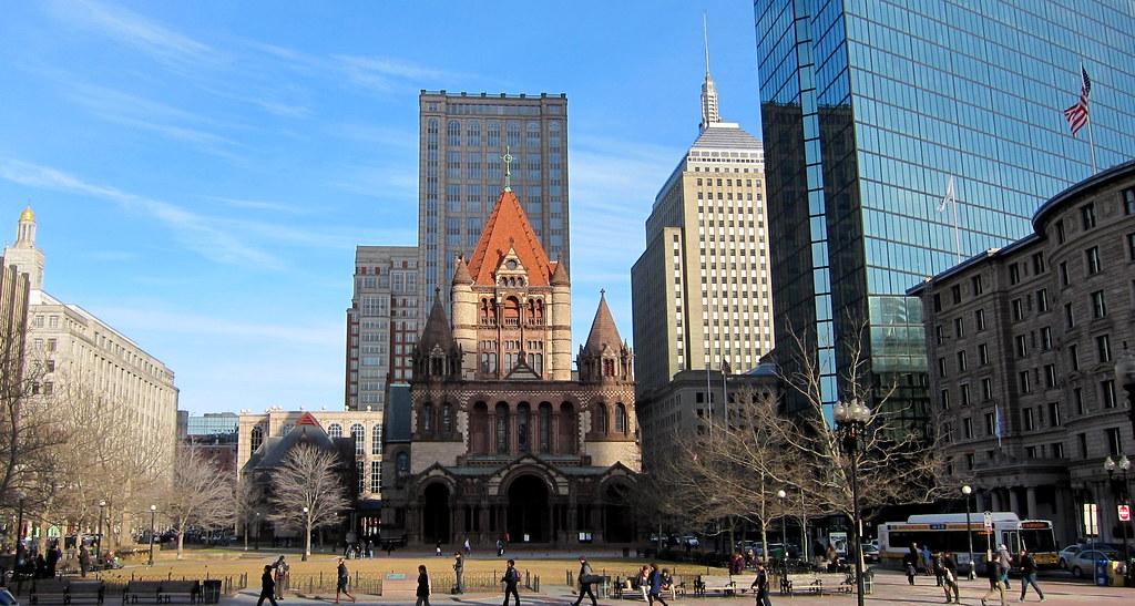 Rooms: Copley Square In Boston, Massachusetts