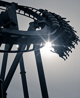 Coaster Eclipse (Explore #435) | by mikeSF_