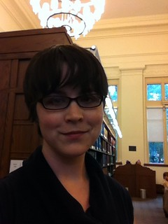 Me in the Harvard Law Library Reading Room | by jdickins_photo