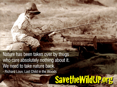 Save the Wild U.P.