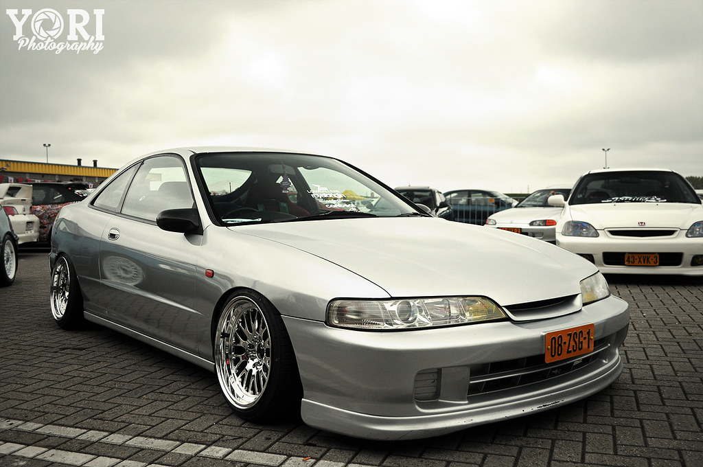 Stanced integra on XXR wheels | Nice integra from holland on ...