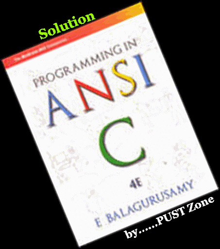 solution manual of programming in ansi c 4th edition balaguruswamy rh pustorb blogspot com Verizon Manual Programming Ring Programming Manual