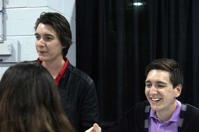 James And Oliver Phelps Young James & Oliver ...