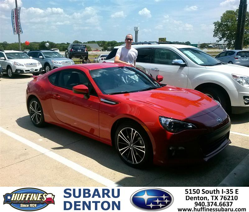 Thank You To Tyler Wiggs On The 2013 Subaru Brz From Tim S