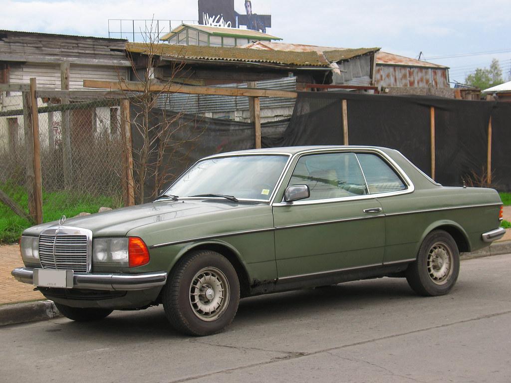 Mercedes benz 230 c 1980 rl gnzlz flickr for Mercedes benz 1980