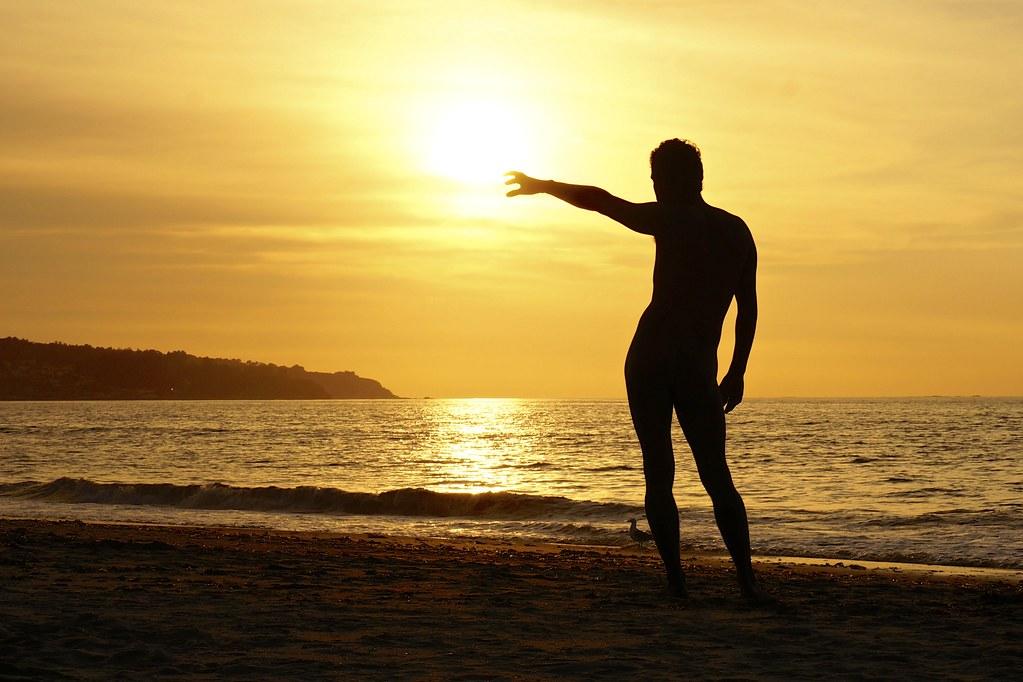 the beach summer of 2014 nudist beach chile alobos life flickr