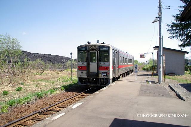 留萌本線恵比島駅2
