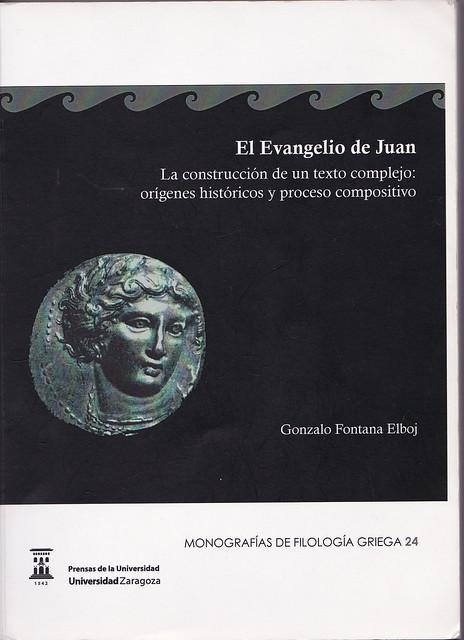 Gonzalo Fontana Evangelio de Juan
