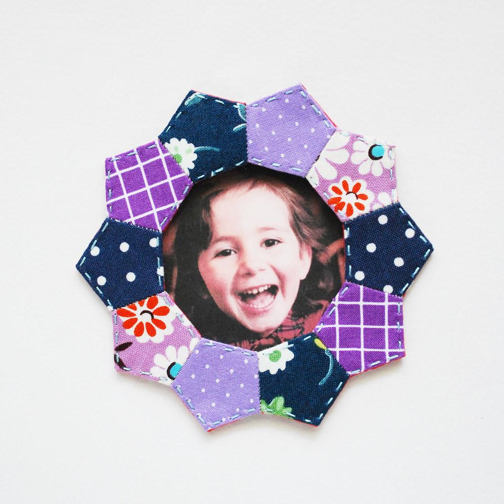 Pentagon Magnet Frame
