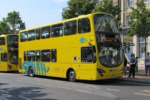 Yellow Buses VGW188 BL14LTE